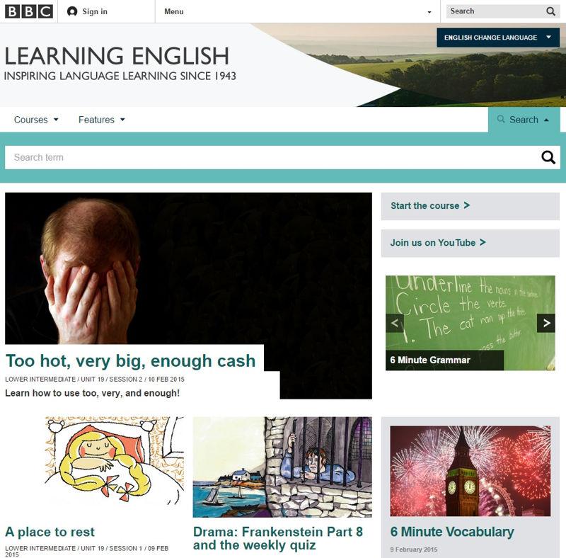 BBC Learn English