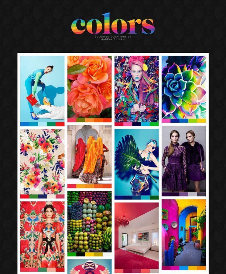 Colors by Gaurav Dhiman
