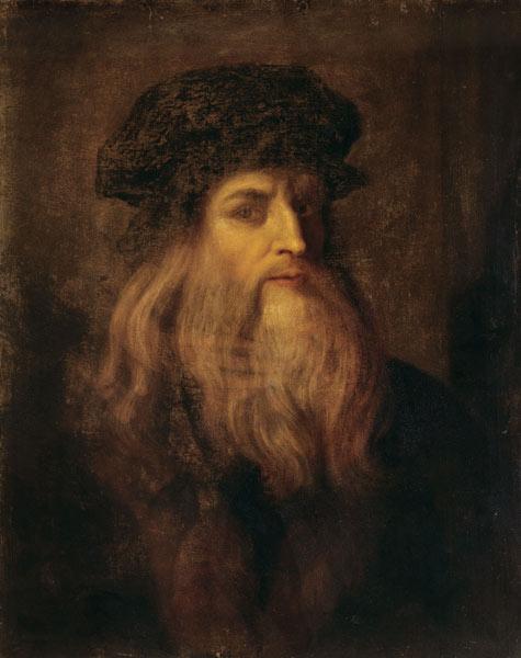 Leonardo Da Vinci Knowledge Lover